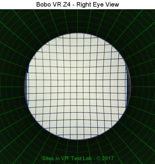 Sites in VR - Bobo VR Z4 VR Headset Lens Review & QR Code