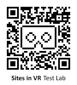 Sites In Vr Bobo Vr Z4 Vr Headset Lens Review Qr Code