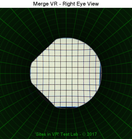 Sites in VR - Merge VR VR Headset Lens Review & QR Code