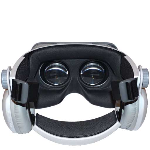 Sites In Vr Bobo Vr Z5 Vr Headset Lens Review Qr Code